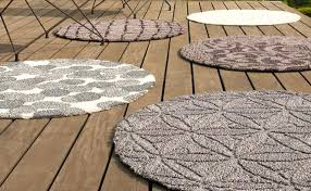 round outdoor rug image of area rugs home depot