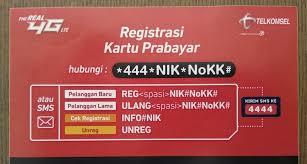 Sebab penyakit lupa atau pikut bagi kalian pengguna kartu telkomsel baik itu as, loop, simpati maupun halo yang lupa dengan nomor hp sendiri! Cara Registrasi Unreg Dan Cek Status Kartu Telkomsel Arunapasman