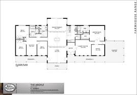 One Story Open Floor Plans With 4 Bedrooms  Generous OneStory Open Floor Plans For One Story Homes