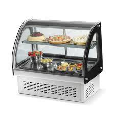 vollrath 40842 36 full service deli case w curved glass