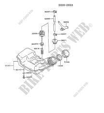 Tg Catalog Fuel Tank For Kawasaki Tg Motors Tg018d Kawasaki Genuine