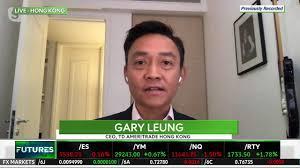 Gary Leung, CEO of TD Ameritrade Hong ...