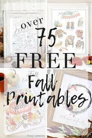 Gift Tag Coloring Page Over 75 Fabulous Free Fall Printables Printable Art Gift