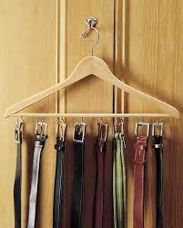 how to make a super simple belt organizer