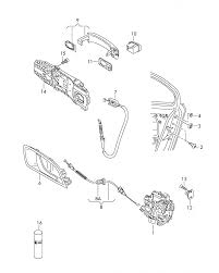parts of a garage doorDoor Handles  Door Handle Parts Andersen Standard Spindle