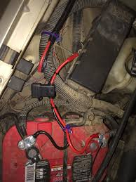 where to mount ham radio in jeep cherokee expedition portal firewall under dash and center console where it has anderson powerpoles before the radio then the factory plug into the radio all 10ga powerwerx wire