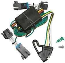 chevy truck trailer wiring harness 2000 02 chevy express 1500 2500 3500 trailer hitch wiring kit harness plug play