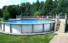 above ground pools decorating ideas. Brilliant Above Litehouse Pools And Spas Pool Stunning Marble Coffee Table Glorious Above  Ground Deck Decorating Ideas For Akron  On A