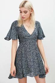 Kimchi Blue Sara Dress Urban Outfitters