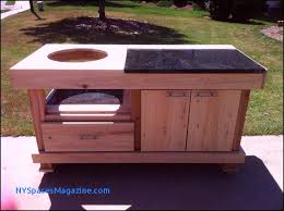 big green egg diy table plans lovely big green egg table absolutely love this table