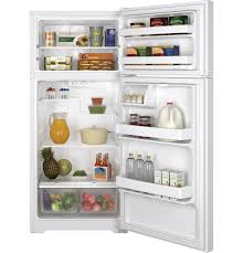 ge® 15 5 cu ft top zer refrigerator gts16dthww ge appliances product image product image