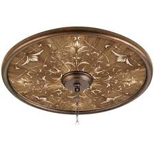 a bronze ceiling medallion install installing chandelier decorative