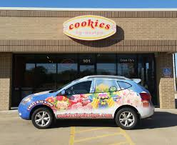 Cookies By Design Plano Cupcake Bakery Midwest City Ok Cupcake Delivery Cupcake