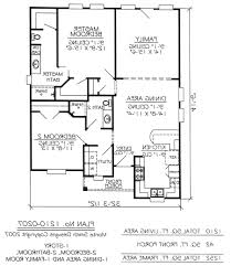 Small 5 Bedroom House Plans Home Design 1000 Ideas About 2 Bedroom House Plans On Pinterest