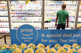 Amazon Stock Is Actually A Value Play Bloomberg