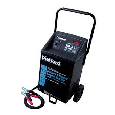 diehard battery charger tester jump starts sears