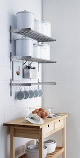 Stainless Shelves Kitchen Best 25 Ikea Kitchen Shelves Ideas On Pinterest Kitchen Shelves