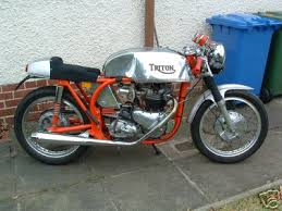 triton classic motorcycles