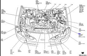 1999 ford escort zx2 the air conditioner doesnt work freon Ford Escort Zx2 Fuse Box Diagram here is the wiring diagram pay vclose attention to pin 23 check for power here if you have no power more than likely you need a ccrm 2001 ford escort zx2 fuse box diagram