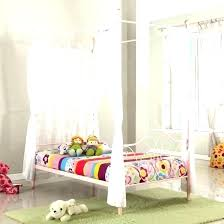 Canopy Bed Drapes Catchy Curtains For Canopy Bed With Regarding ...