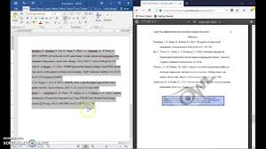 Formatting A References Page In Apa 6th Edition Format Current For 2018 2019 Updated