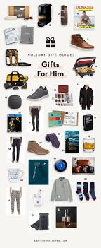 Design Gifts For Men Ak Gift Guide 2018 Gifts For Him Ambitious Kitchen