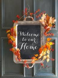 thanksgiving front door decorationsThanksgiving door decor diy thanksgiving decorating front door