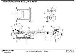 jerr dan 8 ton wrecker boom dual 8,000lb winch detroit wrecker sales Jerr Dan Light Bar Wiring Diagram jerr dan 8 ton wrecker boom dual 8,000lb winch Jerr-Dan Parts Manual