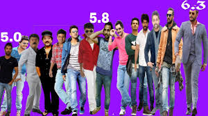 Kannada Actors Height Chart Challenging Star Darshan Height Comparison With Kannada