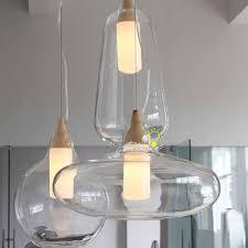 clear glass pendants lighting. Modern NU Clear Glass Pendant Lighting 8903 Pendants