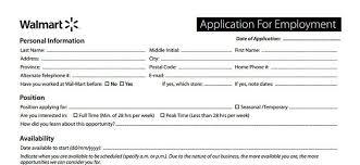 Walmart Application Walmart Application 2019 Careers Job Requirements