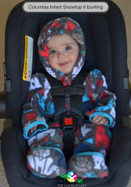 many pas enjoy using fleece one piece suits for babies young toddlers and we ve found a few that are safe for the car seat when properly fitted to the