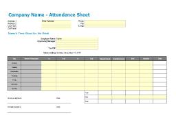 Sunday School Report Card Template 38 Free Printable Attendance Sheet Templates