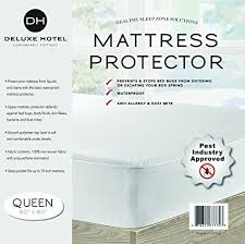 Amazoncom Ultimate Bed Bug Blocker Zippered Mattress Protector
