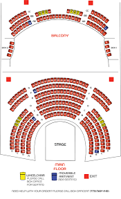 The Forge Joliet Il Seating Chart Seating Chart Black Ensemble Theater