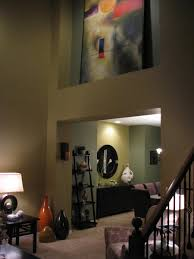 Olive Green Living Room Eye For Design Olive Green Interiors