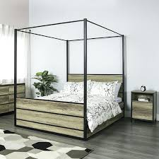 Canopy Bed Frame Collect This Idea Canopy Beds For The Modern ...