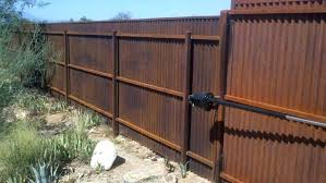 corrugated metal and wood fence corrugated metal fence corrugated metal fence awesome pin by sanders on corrugated metal and wood fence