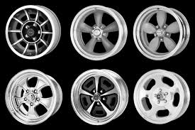 Selecting Affordable Wheels For Your Classic Musclecar - Chevy ...