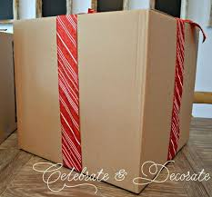 Decorating Cardboard Boxes Christmas Decorations With Cardboard Boxes Hometalk 70