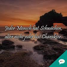 Charakterlos Weisheit Schwäche Deutsche Sprüche Xxl Facebook