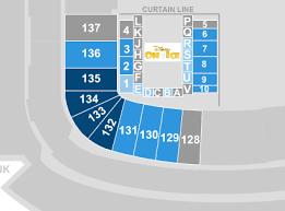 disney on ice seating chart reliant stadium
