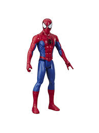 Фигурка <b>Человек</b>-<b>Паук</b> 30 см <b>Человек</b>-<b>Паук</b> SPIDER-MAN E7333 ...