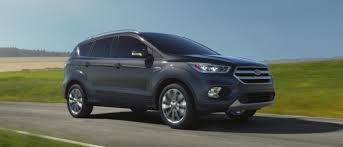 Gallery Of 2018 Ford Escape Exterior Color Options