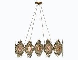 rectangular chandelier metropolitan