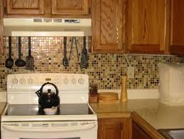 ... Residential Kitchen Photo Kaleidoscope Colorways Coffeehouse Blend  Glass Mosaic Backsplash Tiles Photo Mosaic Designs ...