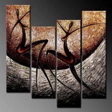 phoenix decor pc018 elegant modern canvas art for wall decor home