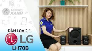 Dàn loa 2.1 LG LH70B