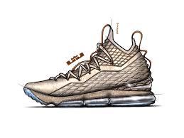 Jason Petrie Shoe Designer Jason Petrie Talks Designing The Lebron 15 Weartesters