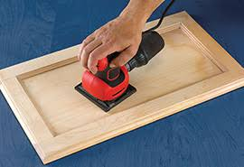 This can include beadboard cabinet doors, in which the center panel has vertical rows of wood planks called beads. Painting A Guide To Painting Kitchen Cabinets Norton Abrasives